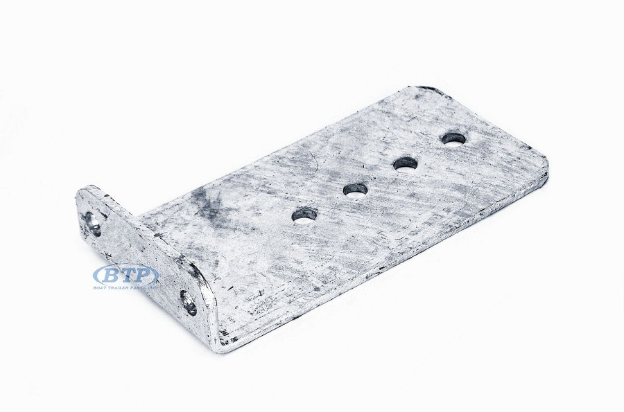 10 inch Bunk Bracket Galvanized L-Type for Boat Trailer Bunk Boards
