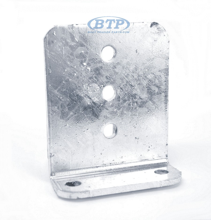 6 inch Bunk Bracket Galvanized L-Type for Boat Trailer Bunk Boards