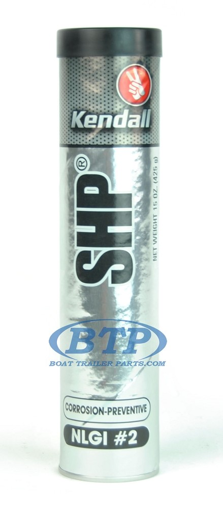 Kendall Shp Marine And Trailer Wheel Bearing Grease Tube 14 Oz