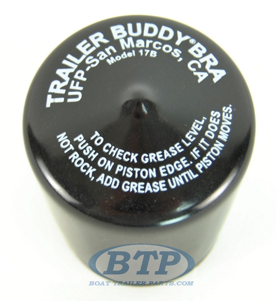 Bearing Buddy Bra 17B fits 1.98 Accu-Lube Dust Cap for Extra Protection