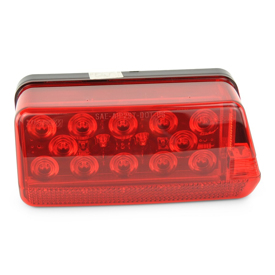 8 Function LED Boat Trailer Brake Light Right Hand Side Waterproof by Wesbar