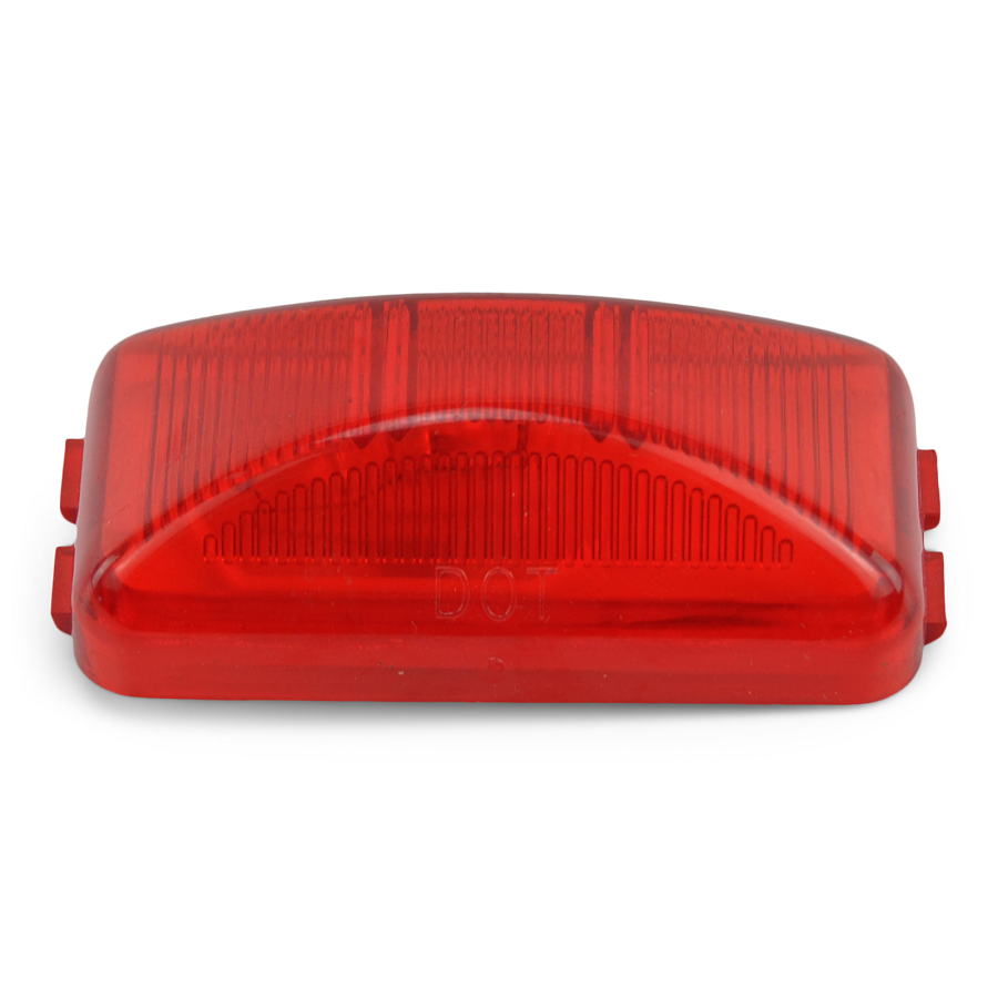 Trailer Identification Bar Replacement Light Red Incandescent