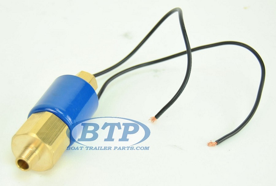 Boat Trailer Disc Brake Free Backing Reverse Lock Out Solenoid Valve