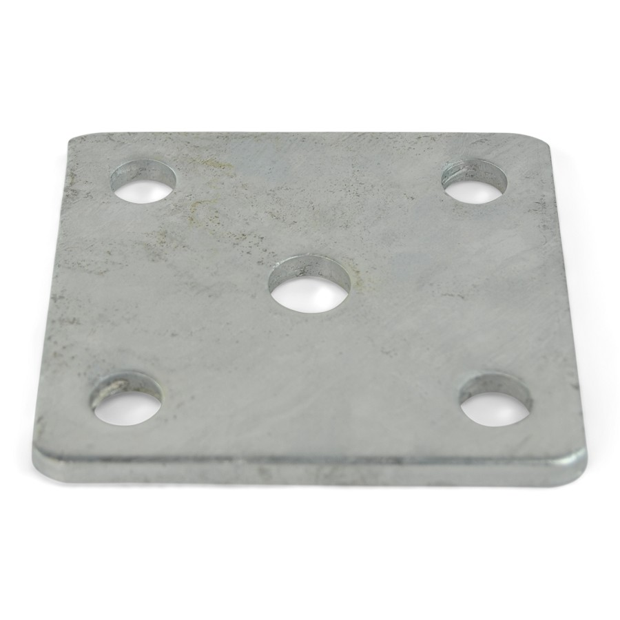 Galvanized Replacement Leaf Spring Axle U-Bolt Plate